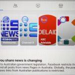 AUSTRALIA PASSES LAW AGAINST GOOGLE AND FACEBOOK